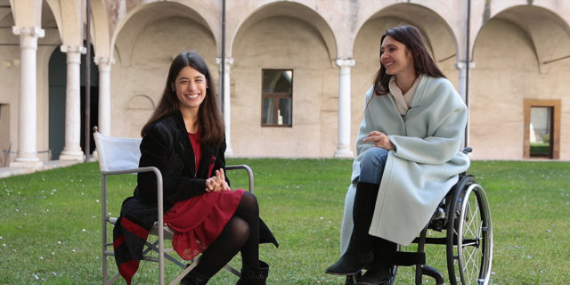"""Silvia """"Sissiland"""": """"Non sono solo la mia disabilità"""""""
