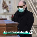 """Coronavirus, il dramma di Fabio e degli addetti funebri: """"Siamo soldati in guerra"""""""