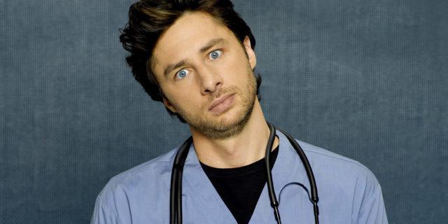 Zach Braff, cosa fa oggi il dottor John Dorian di Scrubs