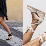 Espadrillas, dal platform alla zeppa: la storia e come indossarle