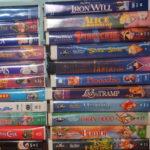 Quanto valgono le vecchie videocassette di Disney?