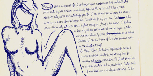 Perché dovresti tenere un diario della tua vita sessuale (e come farlo)