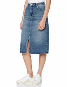 Gonna midi di Jeans Find