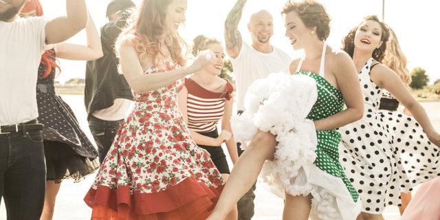 Lindy Hop: il ballo che fa bene al fisico e al sorriso