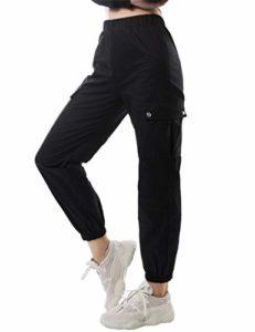 Pantalone cargo donna 4 Tasche Lath.Pin