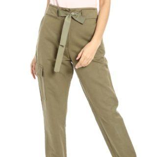 pantalone cargo donna