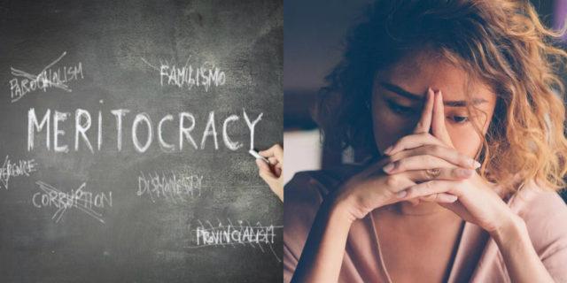 Meritocrazia: benvenuti nel Paese che ha fallito. Soprattutto con le donne
