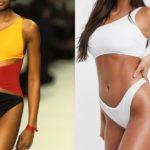 Costume monospalla, la tendenza beachwear dell'estate 2020