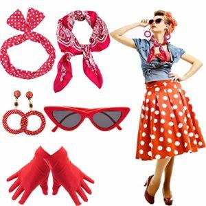 Accessori moda anni '50 Yansion