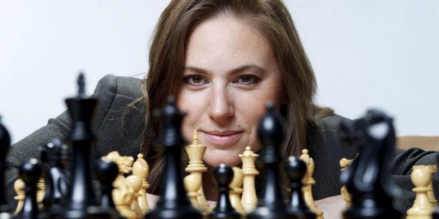 Judit Polgár, la più giovane Grande Maestro di scacchi di tutti. Maschi compresi