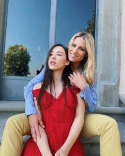 """Le parole di Aurora Ramazzotti e Paola Turani: il coraggio di quelle foto """"vere"""""""
