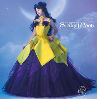 Come Sailor Moon e Milord, la collezione di abiti da sposa (e sposo) ispirati al cartone