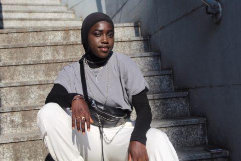 Chi è Aida Diouf, la prima tiktoker italiana con il velo