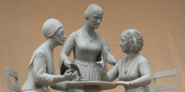 Per la prima volta a Central Park una statua di tre donne reali: ecco chi sono