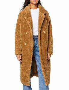 Cappotto Teddy oversized Urban Classics