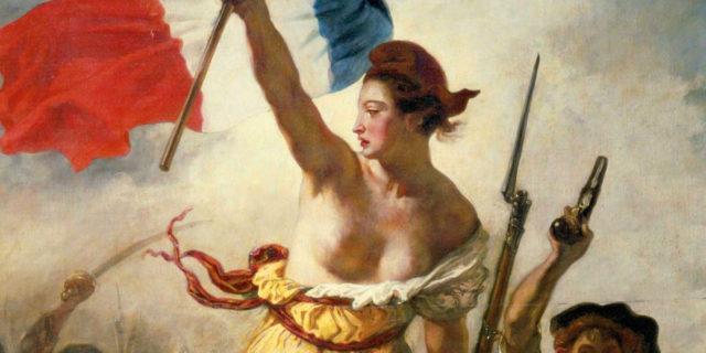 Pauline Léon e le altre vere Lady Oscar sulle barricate all'assalto della Bastiglia