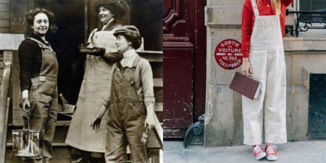Salopette donna: storia, outfit e abbinamenti, modelli e tipologie