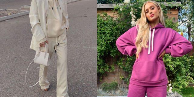 La tuta è il must da donna: perché tutti i brand stanno facendo loungewear
