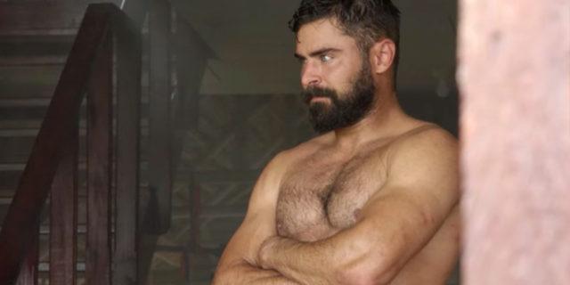 Zac Efron e i muscoli: il doppio standard dell'ipersessualizzazione maschio-femmine