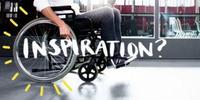 """Inspiration porn, perché usare la disabilità per """"ispirare"""" è abilismo e non fa bene"""