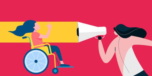 """Ablesplaining, quando """"una persona abile spiega le cose a una con disabilità"""""""