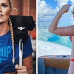 """""""Con questo corpo ho fatto cose incredibili"""": la risposta di Lindsey Vonn a chi la insulta"""