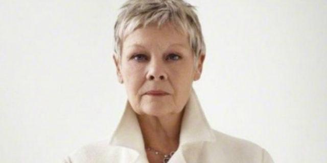 """""""Sciacquati la bocca"""": Judi Dench, 86 anni di grazia e lo sguardo rivolto al futuro"""