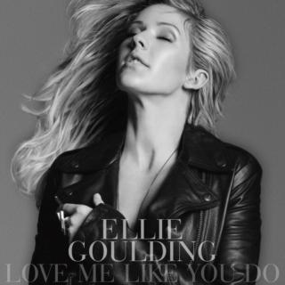 Ellie Goulding e l'importanza di star bene da sole (anche quando si ha un marito)