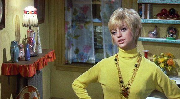 Il segreto della felicità e di una lunga storia d'amore secondo Goldie Hawn