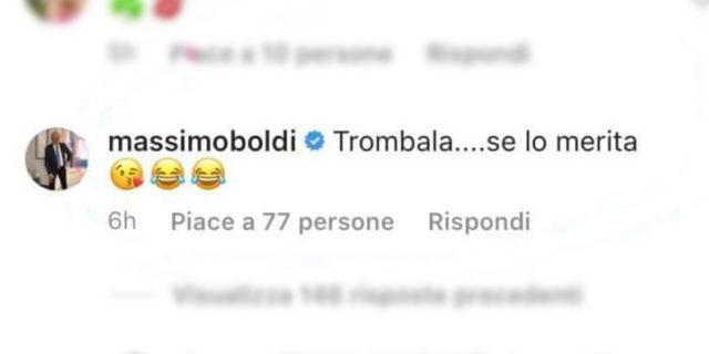 Il commento (e le scuse) di Massimo Boldi ci fanno capire che c'è ancora molto da fare