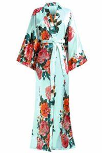Kimono estivo in fantasia floreale Coucoland