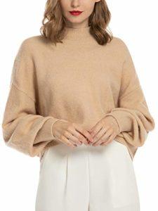Maglione con collo alto Woolen