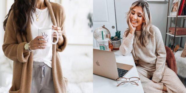Homewear: come lo smart working ha cambiato il nostro modo di vestirci