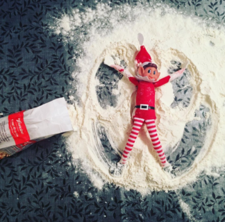 #Elfontheshelf: perché questo Natale ha bisogno di un elfo e come farlo apparire