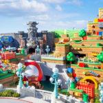 Super Nintendo World, apre a febbraio il parco con le montagne russe di Mario Kart