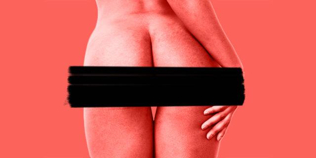 Corpi nudi e stigma sessuale: una lunga storia. Eppure un c*lo è solo un c*lo