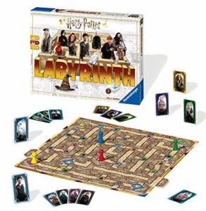 Labirinto Harry Potter Ravensburger