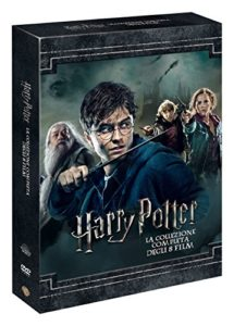 Cofanetto Harry Potter Collection (Standard Edition)