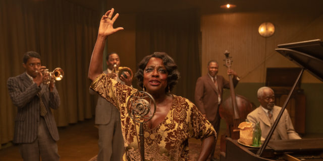 """Si canta per capire la vita"": l'immensa ""Ma"" nel film ""Ma Rainey's Black Bottom"""
