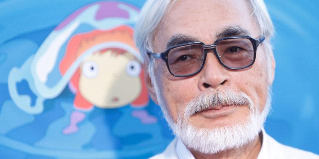 """Immenso Hayao Miyazaki: """"Sono un vecchio in pensione che raccoglie spazzatura"""""""