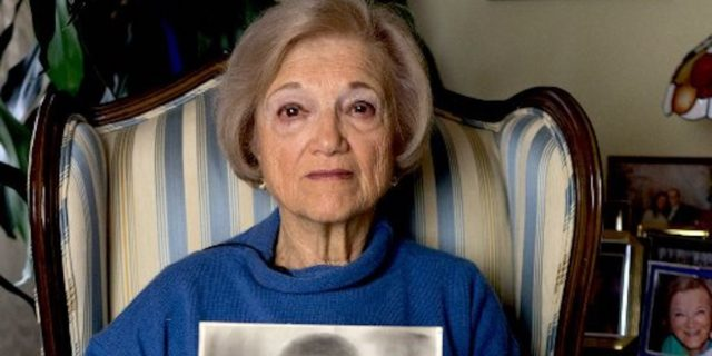 """Toby Levy: """"L'Olocausto mi ha rubato l'infanzia, questa pandemia i miei ultimi anni"""""""
