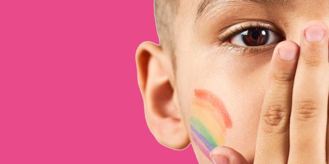 E se tu* figli* fosse youth trans? Un* bambin* non è per forza maschio o femmina