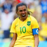 Marta Vieira da Silva, la Pelè del calcio: dalla miseria più nera alla vita da bomber