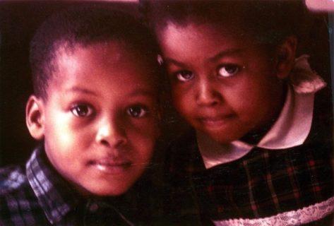 Michelle Obama, la bambina che voleva cambiare il mondo e oggi parla alle bambine