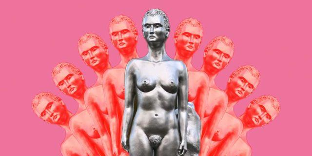 Mary Wollstonecraft, ridotta a statua con i peli pubici in mostra o onorata?
