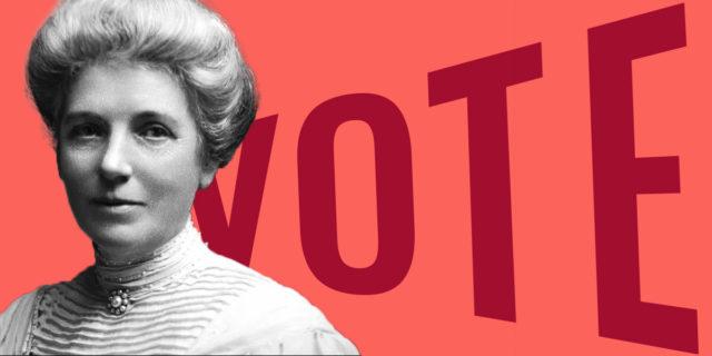 Grazie a Kate Sheppard questo fu il primo Paese a permettere il voto alle donne