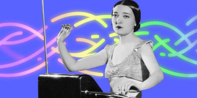 Clara Rockmore, la maggior thereminista della storia che sapeva suonare l'aria