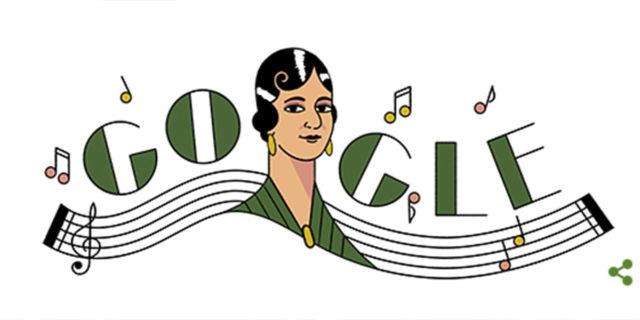Chi era María Grever, la donna cui è dedicato il doodle di oggi