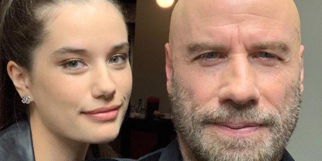 Le dediche d'amore di Ella Bleu per papà John Travolta e per chi non c'è più