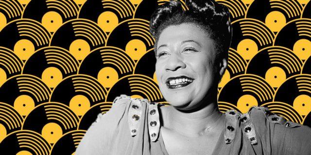 """""""Basta non smettere di tentare"""": Ella Fitzgerald e la gioia di vivere (e cantare)"""